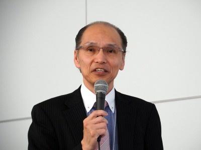 岡山大学病院 総務課長の木村勝弘氏