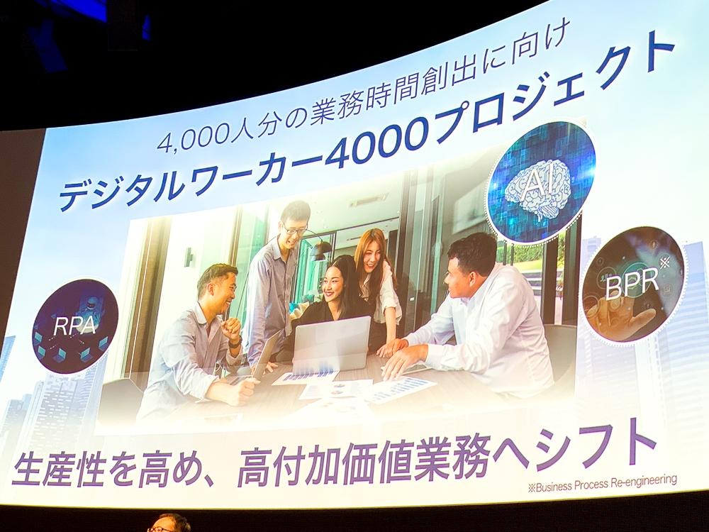 写真12●デジタルワーカー4000プロジェクト