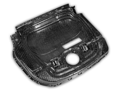 図2 「Tepex」による軽量化部材の事例