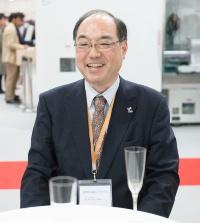 Kに21年間参加している小松道男氏(写真:Mari Kusakari草刈麻里)