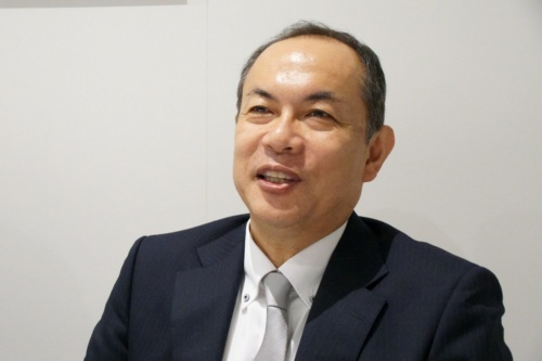本田技術研究所 四輪R&Dセンター LPL主任研究員の人見康平氏