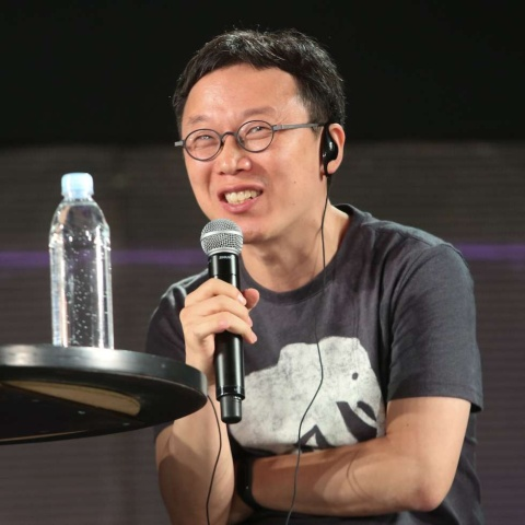 韓国のゲームメディア「ThisイsGame」のCEO、イム・サンフン氏