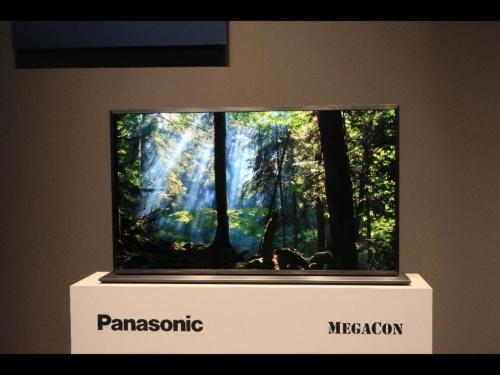 パナソニックがIFA 2019に出展した「MegaCon」ディスプレー