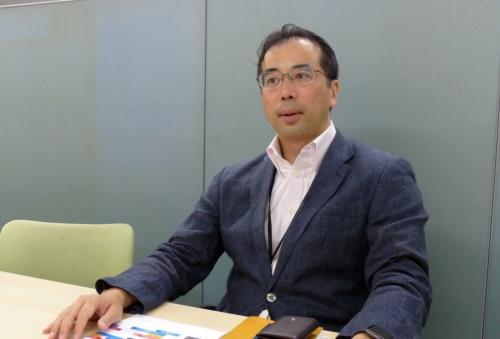 経済産業省ヘルスケア産業課長の西川和見氏