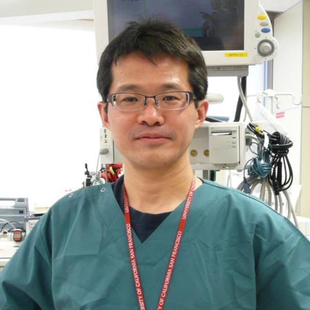 東北大学病院臨床研究推進センター特任教授 中川 敦寛氏