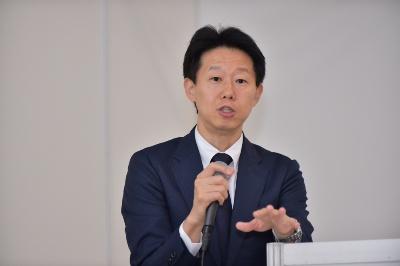 SMBCバリュークリエーションの山本慶社長