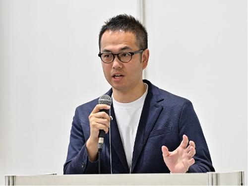ブリヂストンの花塚泰史デジタルソリューション本部ソリューションAI開発部長