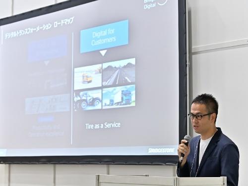 工場内と顧客向けの2面でデジタル技術を活用している