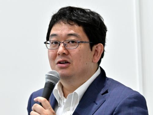 横浜国立大学の吉岡克成准教授