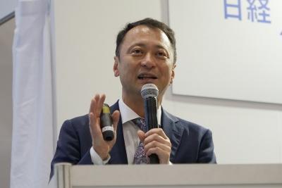 MONET Technologiesの宮川潤一社長兼CEO(最高経営責任者)