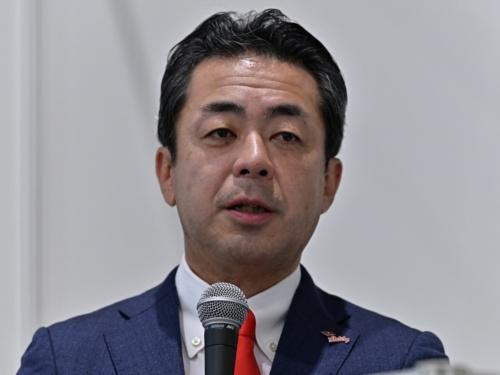 住友生命保険の高田幸徳執行役常務