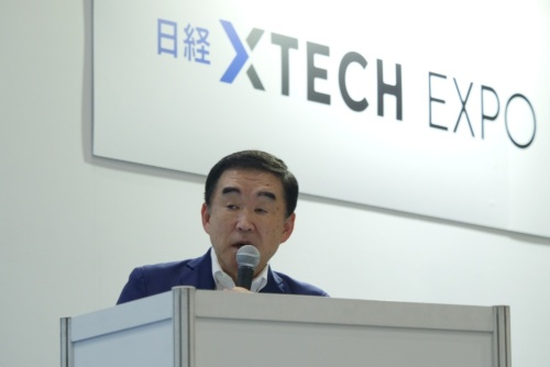 ダイキン工業 専務執行役員 グローバル戦略本部長の峯野義博氏