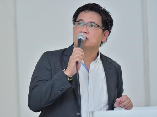 全日本空輸(ANA)デジタル変革室イノベーション推進部の永留幸雄氏