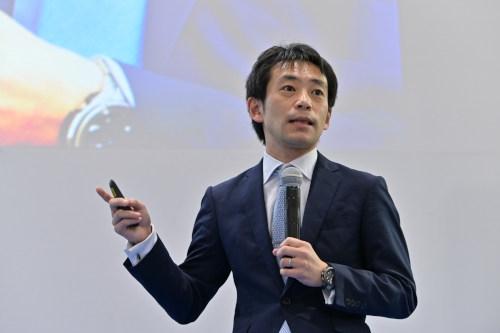 未来調達研究所取締役の坂口孝則氏