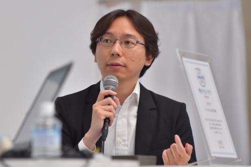 ギリアの増田哲朗HE事業部AIソリューション部取締役・部長