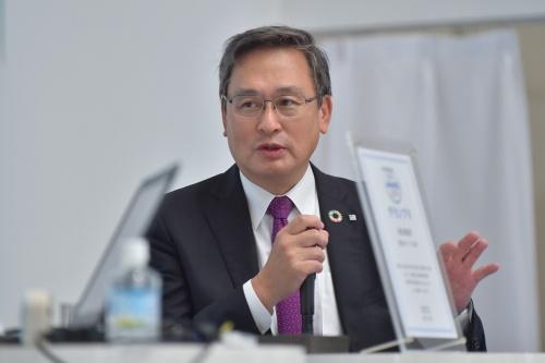鹿島の小松淳建築管理本部建築技術部長