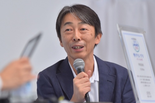 WHEREの岩井光久取締役副社長