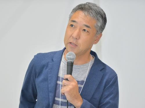 パルコの林直孝執行役グループデジタル推進室担当