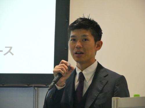 ニューロスペース 代表取締役社長の小林孝徳氏