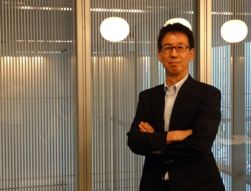 ソニー 執行役 専務(R&D担当、メディカル事業担当)の勝本徹氏
