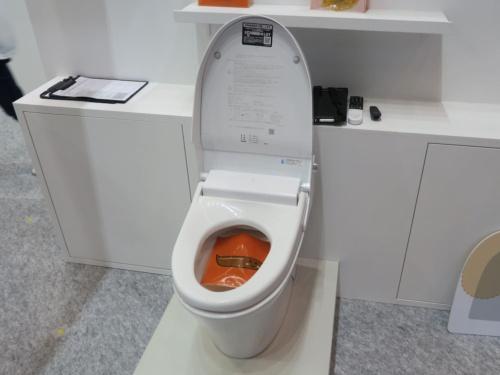 「トイレからのお便り」