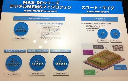 図1 デジタルマイクの例