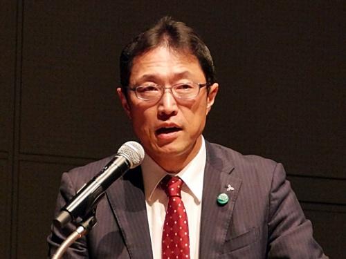 三菱電機 FAシステム事業本部 名古屋製作所 副所長の都築貴之氏