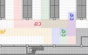 図2 「NECマルチロボットコントローラ」の画面