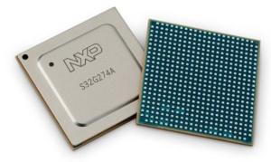 今回の新製品。NXPの写真