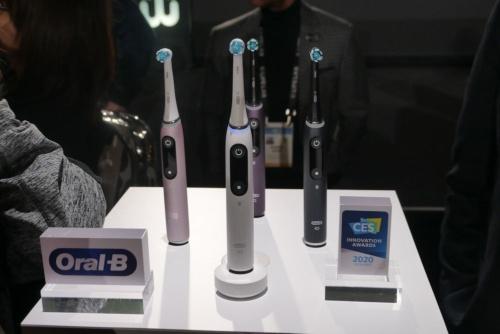 スマート電動歯ブラシ「Oral-B iO」