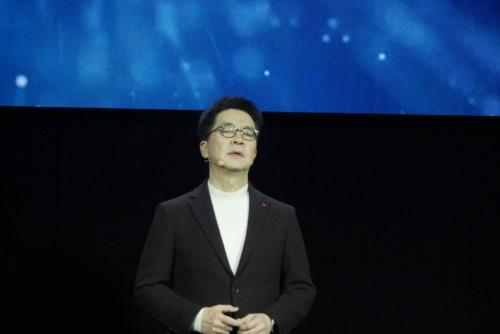 LG電子 President and CTOのI.P. Park氏