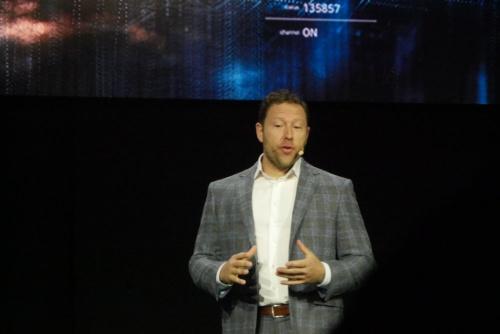 Element AI Co-Founder and CEOのJean-Francois Gagne氏