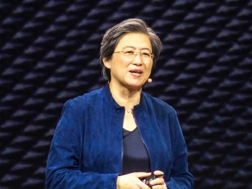 写真1●米AMD代表取締役社長兼CEOのリサ・スー氏