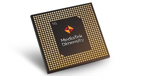 今回の新製品。MediaTekの写真