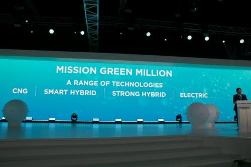 グリーンカーを実現する4つの技術