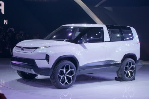 Sierra EV Concept