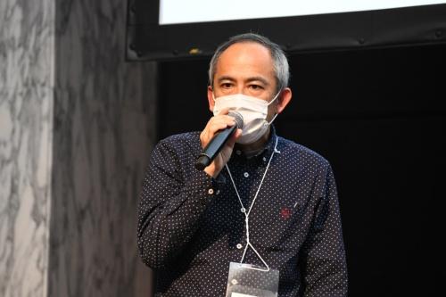 日清食品ホールディングスの喜多羅滋夫執行役員CIO