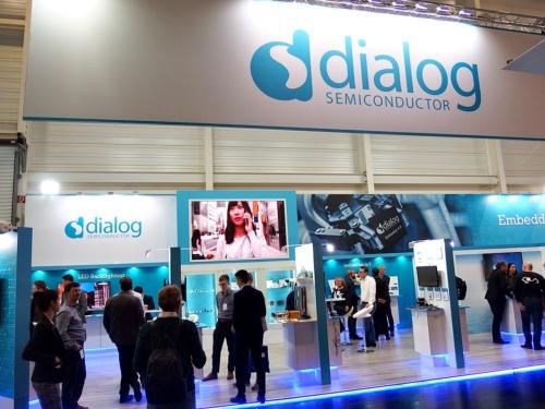 展示会場のDialogのブース