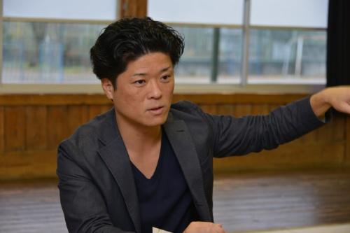 AMATELUS 代表取締役CEO 創業者の下城伸也氏