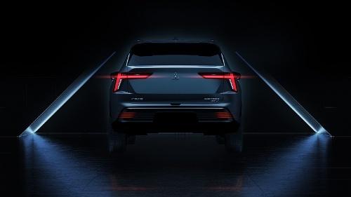 新型EVの外観デザイン
