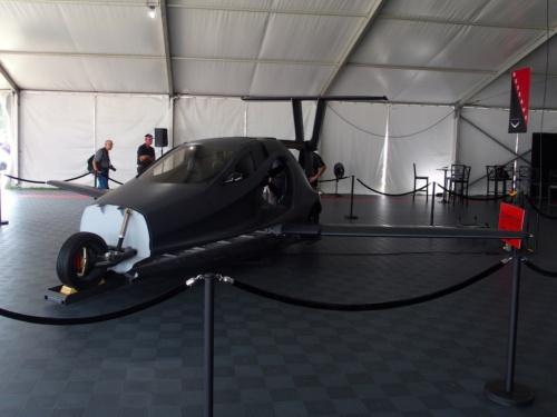 図3 Samson Skyの「Switchblade」。2018年7月の「EAA AirVenture Oshkosh」に出展されたもの