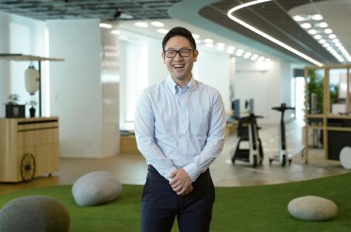 ウーブン・プラネットSenior Vice Presidentの豊田大輔氏<br>Ⓒ 2021 Woven Planet Holdings, Inc.