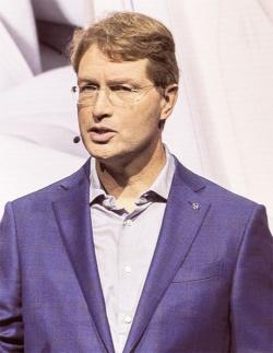 Daimler CEOのOla Kallenius氏