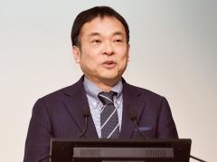 ホンダ執行役員日本本部長の寺谷公良氏