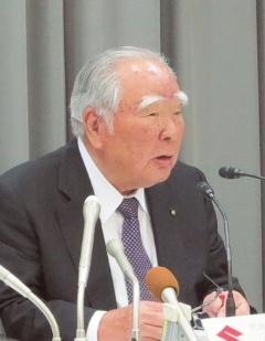 スズキ会長の鈴木修氏