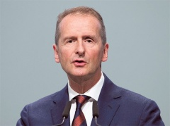 VWグループCEOのHerbert Diess氏