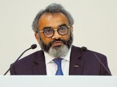 日産自動車COOのAshwani Gupta氏
