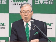 日本電産会長兼CEOの永守重信氏