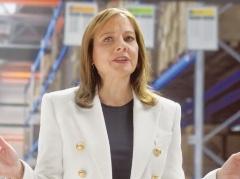 GM CEOのメアリー・バーラ氏