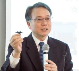 図1 ルネサス社長兼CEOの呉文精氏